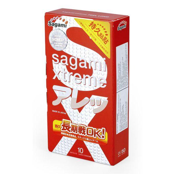 Bao cao su Sagami Xtreme Feel Long