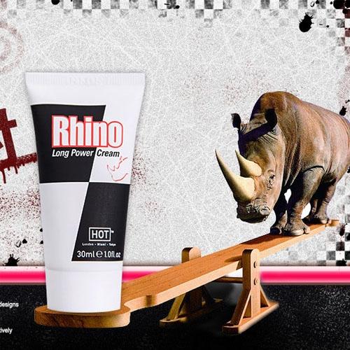 Kem tê giác kéo dài thời gian Rhino- hàng Áo