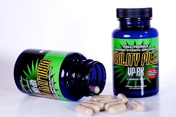 Virility Pills VP-RX Tăng Cường Sinh Lý Nam